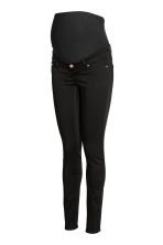 MAMA Shaping Skinny Jeans - Black denim - Ladies | H&M 2