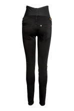 MAMA Shaping Skinny Jeans - Black denim - Ladies | H&M 3