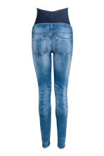 MAMA Shaping Skinny Jeans - Denim blue/Washed -  | H&M 2