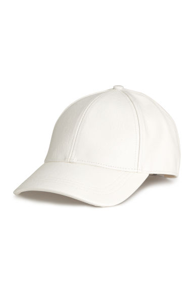 Cap - White - Ladies | H&M