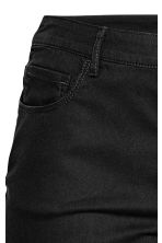 H&M+ Twill shorts - Black - Ladies | H&M CN 3