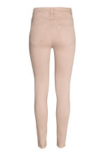 Super Skinny High Jeans - Beige - Ladies | H&M 3