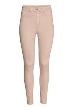Super Skinny High Jeans - Beige - Ladies | H&M 2