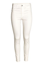 Super Skinny High Jeans - Blanc -  | H&M BE 2