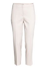 Suit trousers - Light beige - Ladies | H&M 2