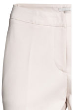 Suit trousers - Light beige - Ladies | H&M 3