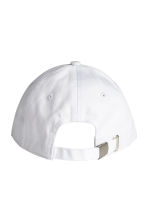 Cotton cap - White - Men | H&M 3