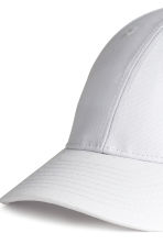 Cotton cap - White - Men | H&M 5