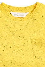 Lot de 2 T-shirts - Jaune - ENFANT | H&M FR 4