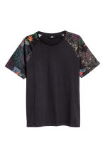 T-shirt  - Black - Men | H&M 2