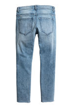 Super Skinny Ankle Jeans - Light denim blue -  | H&M CA 4