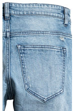 Super Skinny Ankle Jeans - Light denim blue -  | H&M CA 6