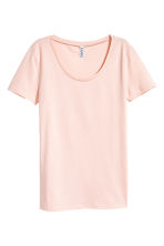 T-shirt in jersey - Rosa cipria - DONNA | H&M IT 2