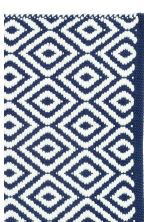 Tappetino da bagno jacquard - Blu scuro/fantasia - HOME | H&M IT 2