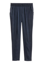Pantaloni pull-on - Blu scuro - DONNA | H&M IT 2