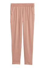 Pull-on trousers - Beige - Ladies | H&M CN 2