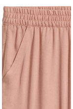 Pull-on trousers - Beige - Ladies | H&M CN 3