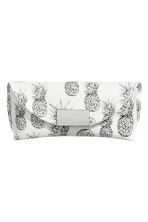 Glasses case - 白色/菠萝 - Ladies | H&M CN 1
