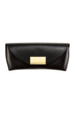 Glasses case - Black - Ladies | H&M CN 1