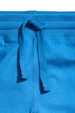 Joggers - Bright blue -  | H&M 3