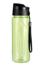 Water bottle with lid - Yellow - Men | H&M CN 1