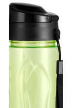 Water bottle with lid - Yellow - Men | H&M CN 2
