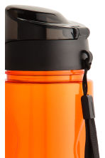 Water bottle with lid - Orange - Men | H&M CN 2