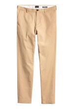 Chinos Slim fit - Beige - Men | H&M 2