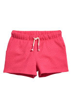 Jersey shorts - Raspberry pink - Kids | H&M 2