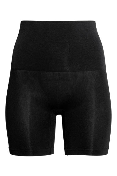 Shorts modellanti push-up - Nero - DONNA | H&M IT 1