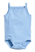 2-pack bodysuits - Blue - Kids | H&M CN 2