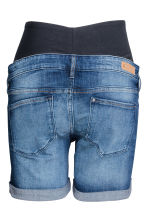 MAMA Denim shorts - Denim blue - Ladies | H&M CN 3