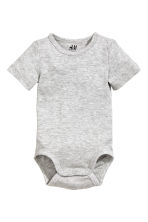 2-pack bodysuits - White/Stars -  | H&M 2
