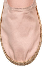 Espadrilles - Powder pink - Ladies | H&M CN 3