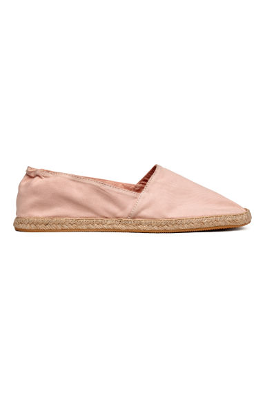 Espadrilles - Powder pink - Ladies | H&M CN 1