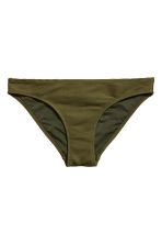 Bikini bottoms - Khaki green - Ladies | H&M CN 2