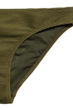 Bikini bottoms - Khaki green - Ladies | H&M CN 3