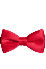 Satin bow tie - Red - Men | H&M 3