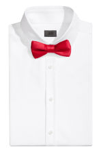 Satin bow tie - Red - Men | H&M 1