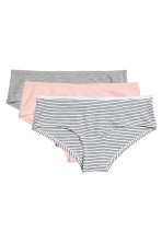 Powder pink/Striped
