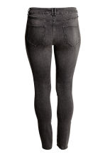H&M+ Stretch trousers - Nearly black - Ladies | H&M CN 3