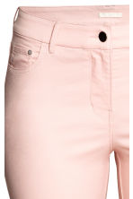 H&M+ Stretch trousers - Powder pink - Ladies | H&M 3