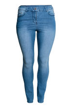 H&M+ Stretch trousers - Denim blue - Ladies | H&M 2