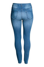 H&M+ Stretch trousers - Denim blue - Ladies | H&M 3