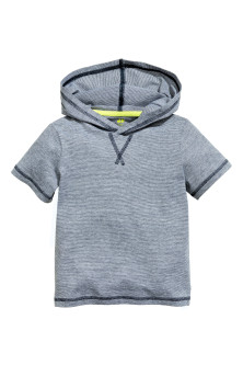 Hooded T-shirt