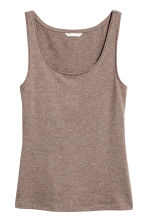 Jersey vest top - Mole - Ladies | H&M 2