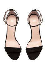 Sandals - Black - Ladies | H&M CN 2