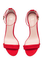 Sandals - Red - Ladies | H&M 2