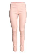 Superstretch treggings - Powder pink -  | H&M 2