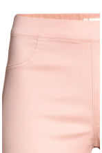 Superstretch treggings - Powder pink -  | H&M 3